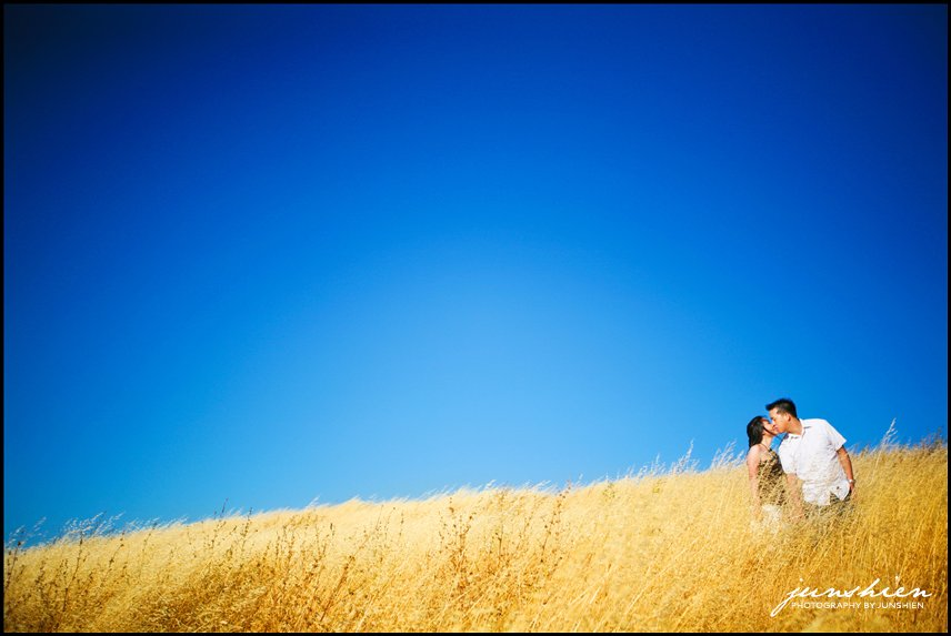Mountain View engagement session photographer