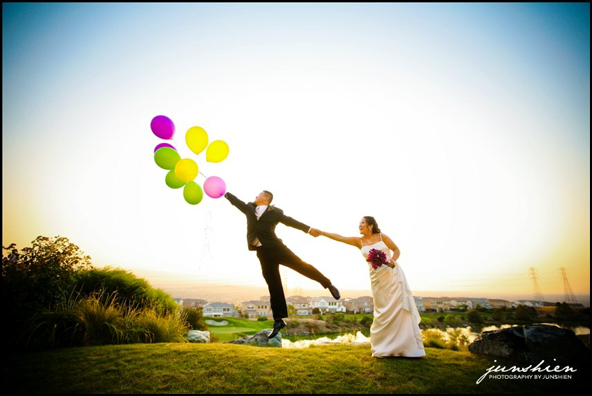 Here is Brianne and Mike 39s super cute and fun wedding at The Ranch Golf Club