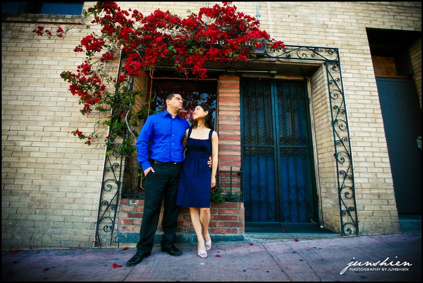 29 ShirleyCarlosSession 295 Los Angeles engagement session photographer | Chinatown | Olvera Street | Shirley and Carlos